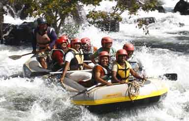 Water Rafting In Himachal Pradesh