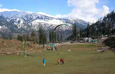 Himachal Pradesh Adventure Sports
