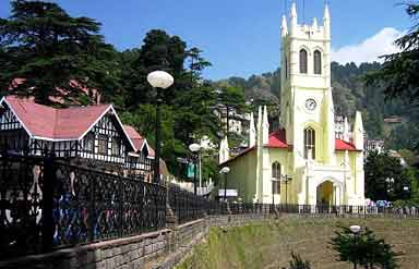 Shimla Attraction