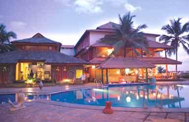Uday Samudra Beach Resort Kovalam