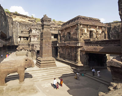 Golden Triangle Tour with Ajanta and Ellora