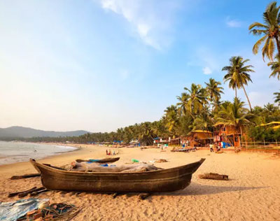Goa and South India Tour Package
