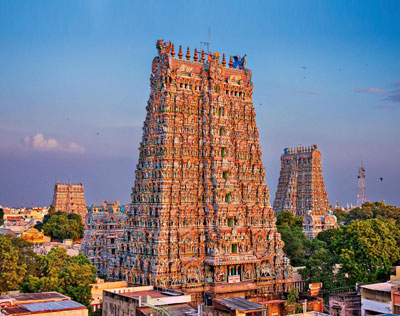 The Temples and Ruins of Medieval South India
